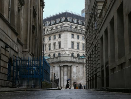 Crypto could cause 2008-level meltdown, Bank of England official warns