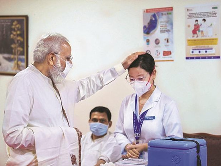 1 billion doses: How India's Covid vaccine campaign compares to others