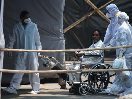 China Attempts to Exploit India's Criticism of Sluggish U.S. Aid for Its Coronavirus Crisis