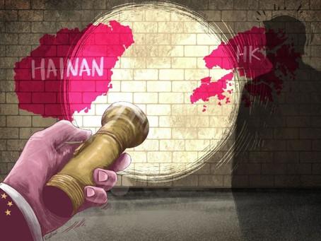 China unveils plan to make Hainan a free trade hub like HK, Singapore as risks of US decoupling loom