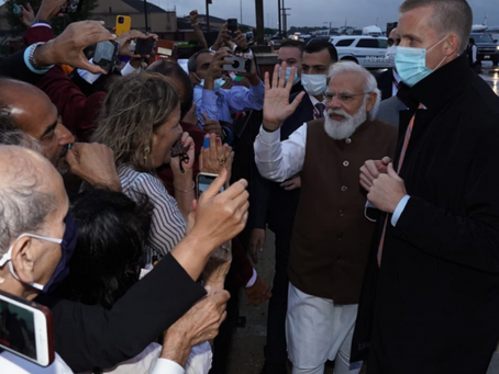 Inward-looking India is Going Global, Thanks to Narendra Modi who Thinks Big