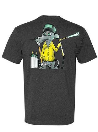 Fab Rats Original Welder Rat Logo T-Shirt