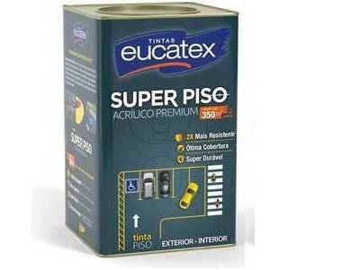 Eucatex Super Piso 18L