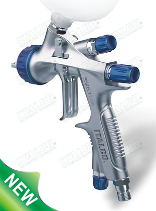 SHINE 1 LVMP PISTOLA DE PINTURA ITALCO 1.3MM 600ML