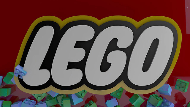 LEGO LOGO ANIMATION