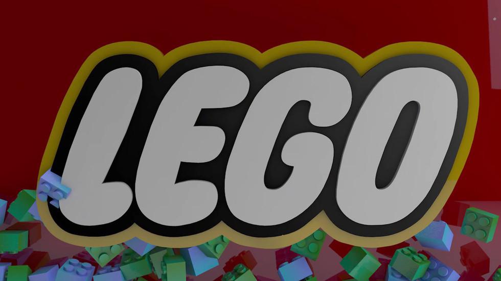 LEGO LOGO ANIMATION