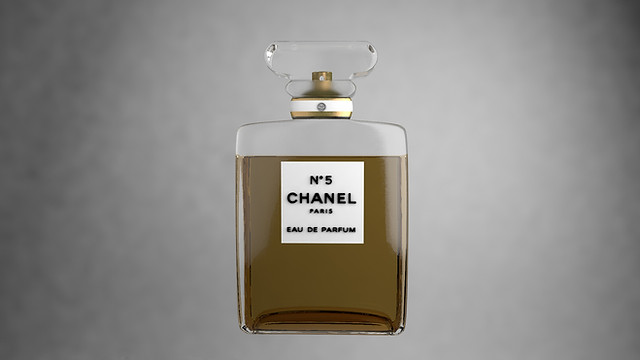 CHANEL N5 FRAGANCE DESIGN