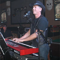 Mark Patterson - Keyboards - Big Whiskey