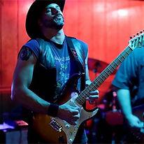Mike Peters - Lead Guitar - Big Whiskey