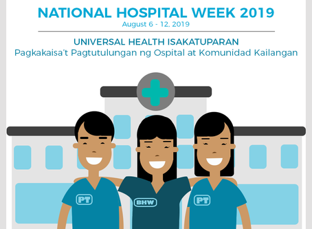 National Hospital Week 2019