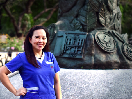 Fortune Gelisanga is PRC's 2021 Most Outstanding Professional in Physical Therapy