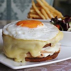 Croque Yes Ma'am