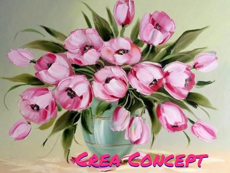 С любовью, Crea Concept