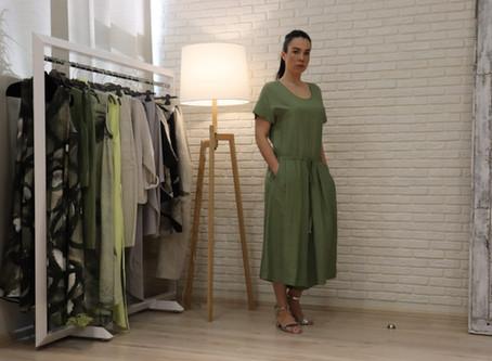 Женская дизайнерская одежда из Франции.