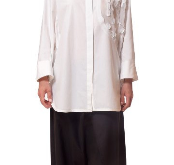 Белая рубашка!