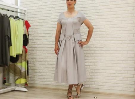 Красивое платье от Crea Concept