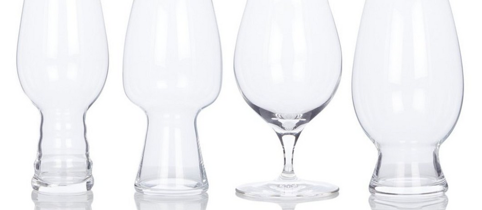 Glassware for beer? Really??