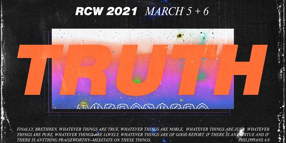 Refuge Connect Weekend 2021