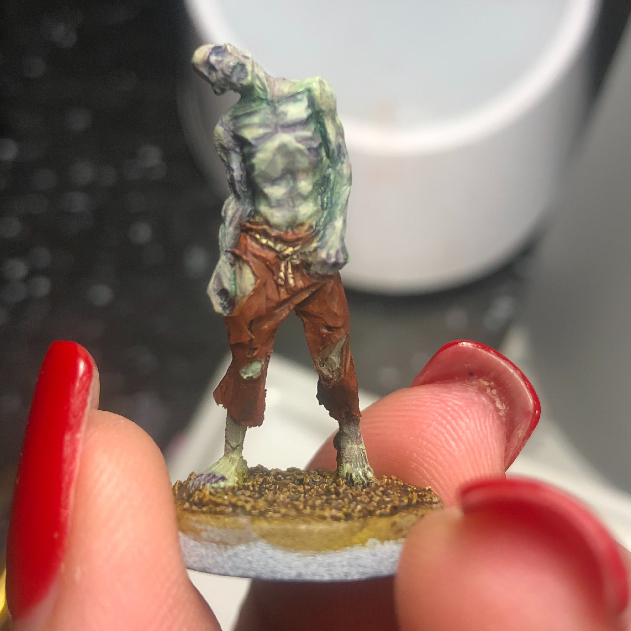 Finished Zombie Front