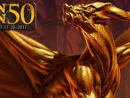 Taking Or Wanting To Take MHE Classes at GenCon 50? Here Is Some Info For You...