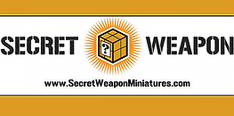 Metalhead Minis Class Sponsors- Secret Weapon Miniatures