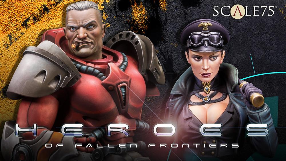 HEROES of Fallen Frontiers