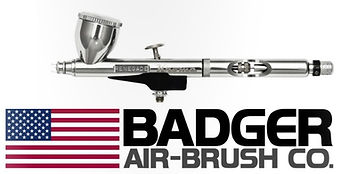 Metalhead Minis Class Sponsors- Badger Airbrush Co.
