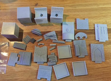 Unboxing- Wamp Fusion Plinths Kickstarter!