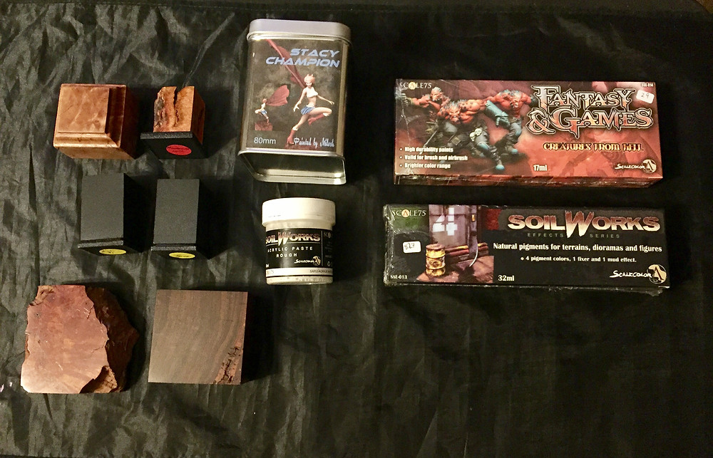 The obligatory loot photo!