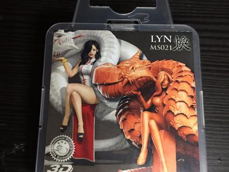 """Unboxing: RN Estudio Miniatures- """"Lyn"""""""