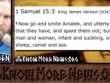 Torah - Amalek - Kabbalah - Covid1984 - 5G - Gentile - Goyim - Destruction - Zion.