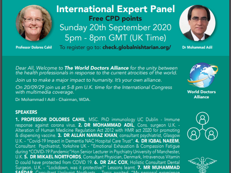 World Doctors Alliance - Live - Recorded