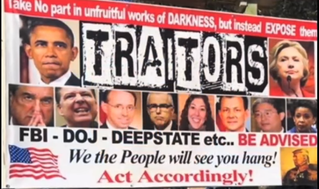 Deep State - Indictments