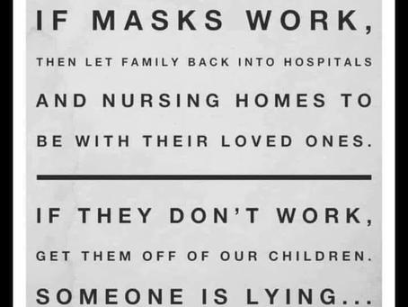 Andy Burnham - If Masks Work - EU/ NWO Puppet