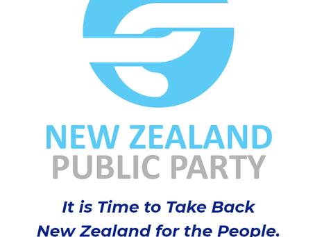 New Zealand Public Party - Billy Te Kahika