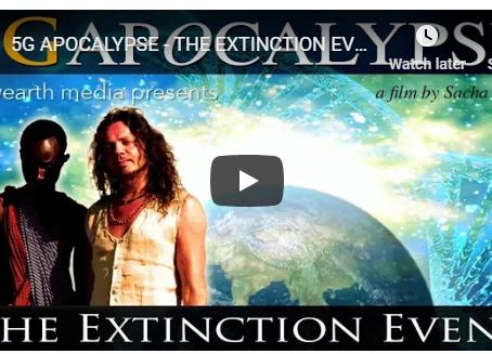 Sacha Stone - The Extinction Event