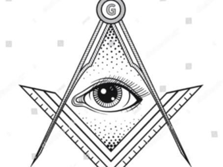 Secret-Societies-Free-Masonry-V-Code-V-Health-Police -Blurring-The-Lines-The Secret-Religion