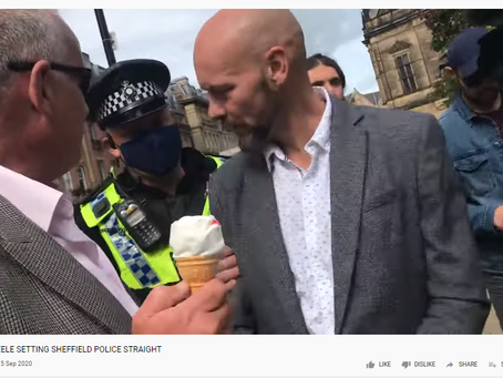 Good Cop - Bad Cop - Yes You Can Buy An Ice Cream - Then?