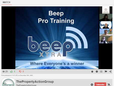 Beep Pro - Getting Started - 2021