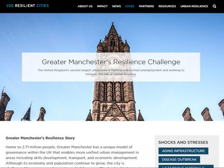 5G Manchester & Trafford  GMCA Communication