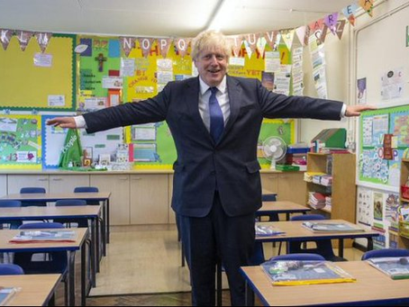 Boris - Back To School Call - Whats Really Going On..