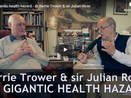 Barrie Trower - Julian Rose 5G- Health Hazard