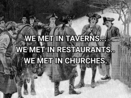 Why Pubs - Restaurants - Gyms - Group Gathering Points Are Closed.