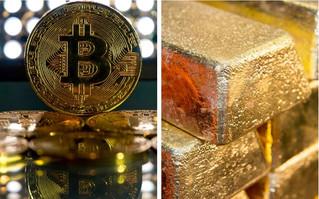 Bitcoin - New Gold?