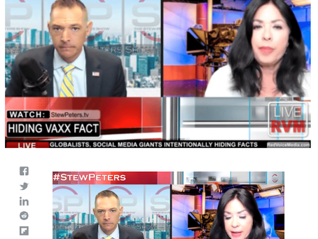 Hiding Vaxx Facts - The 5G Control Component - G7 - Cabal