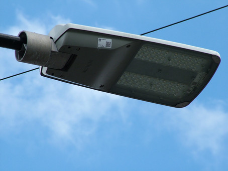 Trafford Street Lighting - Philips City Touch