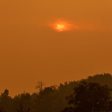 The Vanishing Sun