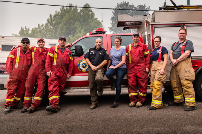 Burns Lake Fire Department