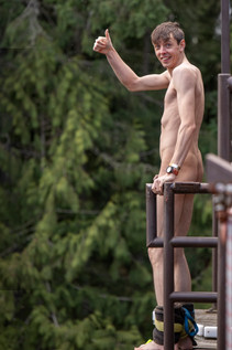 MHRP Nude Bungy Jumping 8