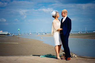 Boatyard Wedding